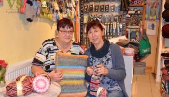 Vogtlandhalle Greiz: Zahlreiche Neuerungen beim Handarbeitstag