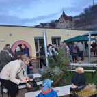 Lichter-und Weihnachtsmarkt im Kinderhaus Am Elsterufer