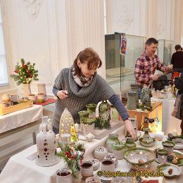 Stilvoller Winterzauber im Gartensaal des Sommerpalais