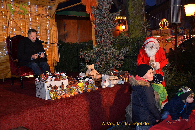 Greizer Händlerweihnacht mit vielfältigem Programm