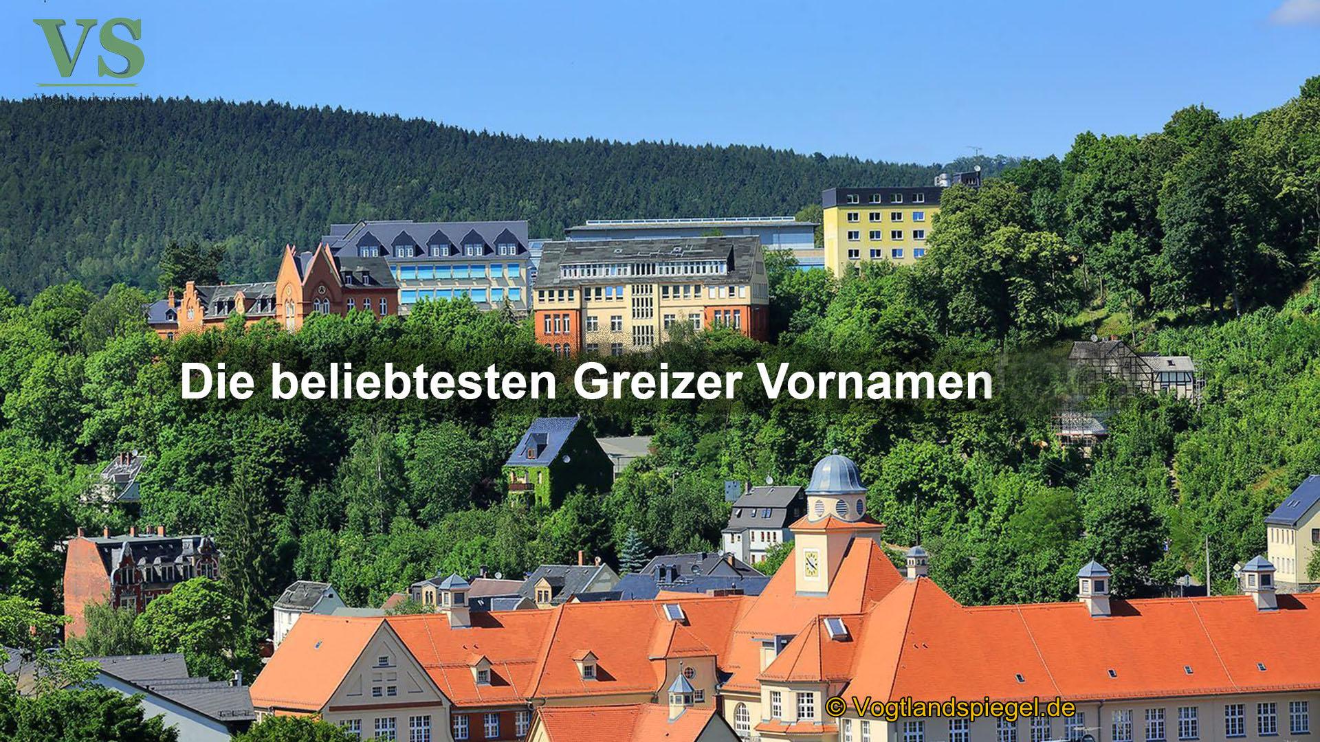 Standesamt Greiz: Namensstatistik wird von Greta sowie Karl und Paul angeführt