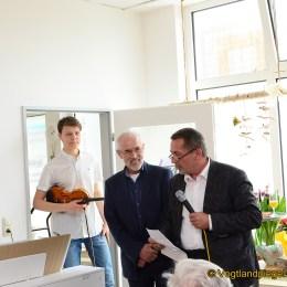 kostbar: Neue Senioenbegegnungsstätte in Pohlitz eröffnet