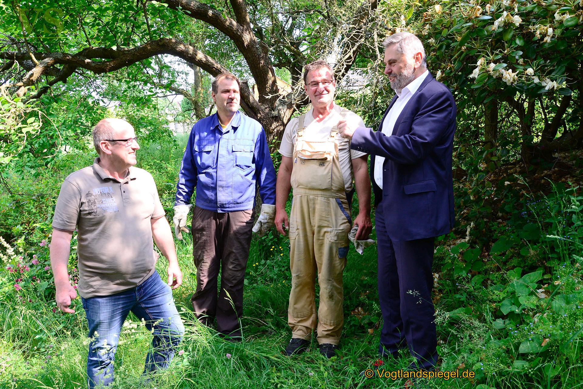 Bundesprogramm fördert Renaturierung ungenutzter Gärten