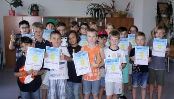 4. Greizer Sommer-Schach-Turnier: Kein Spieler blieb ohne Punkte