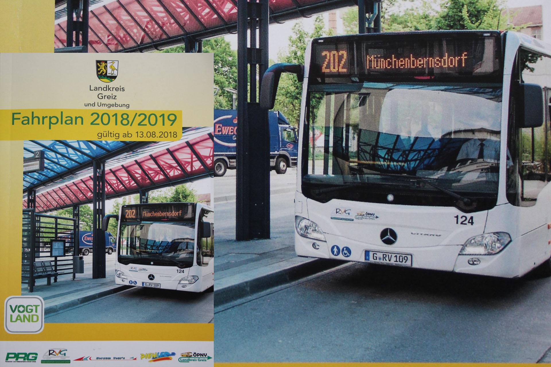 Neuer Busfahrplan der PRG ist Praxistest für neues Verkehrskonzept