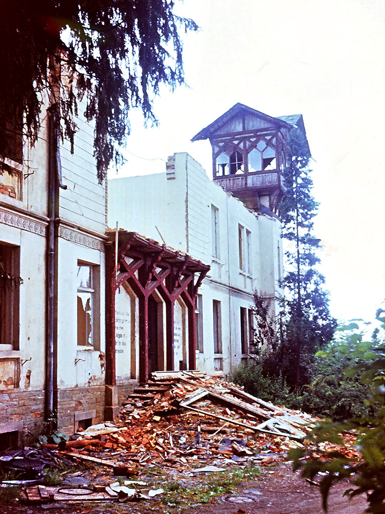 Fürstliche Jagdschloss Waldhaus