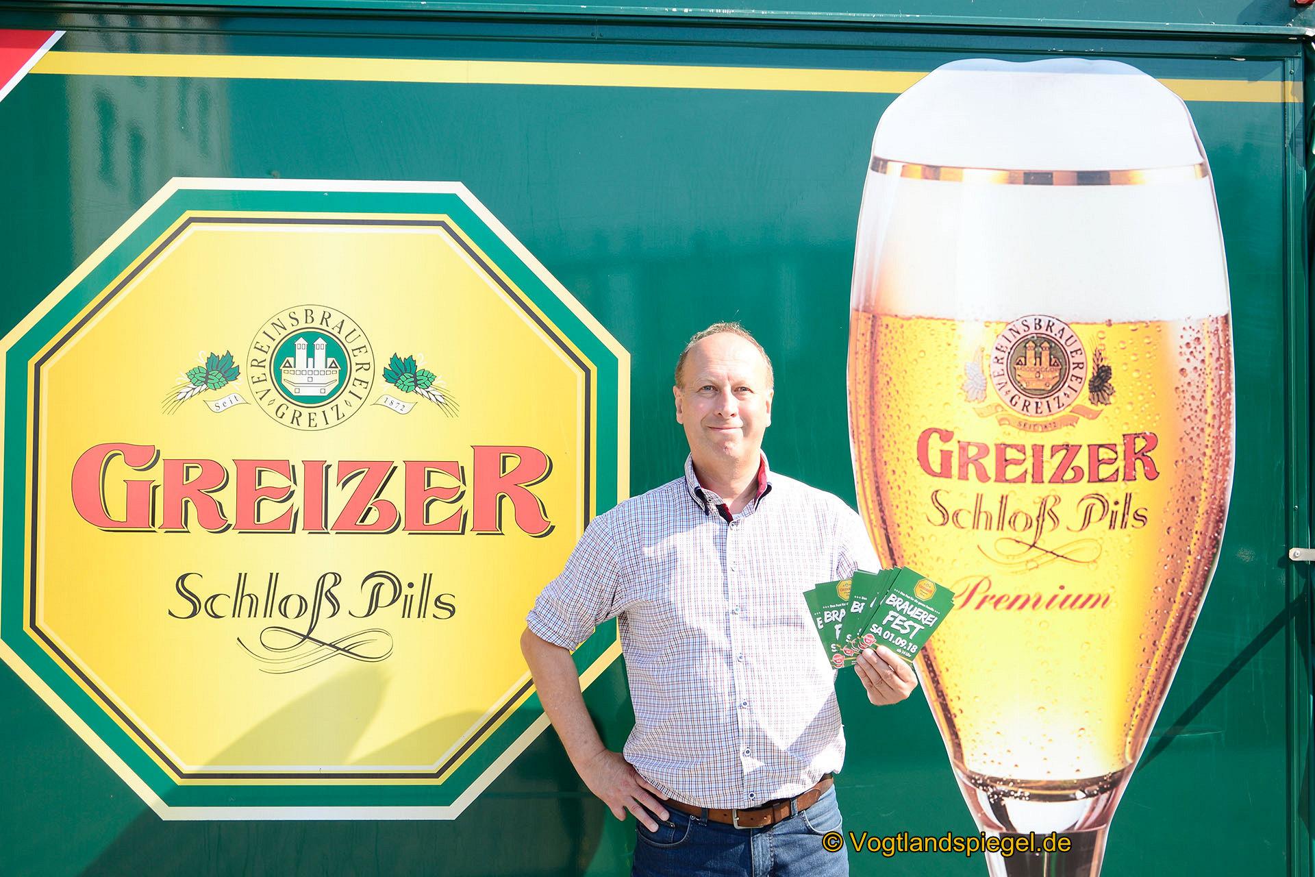 Greizer Brauereifest: Es wird wieder gefeiert