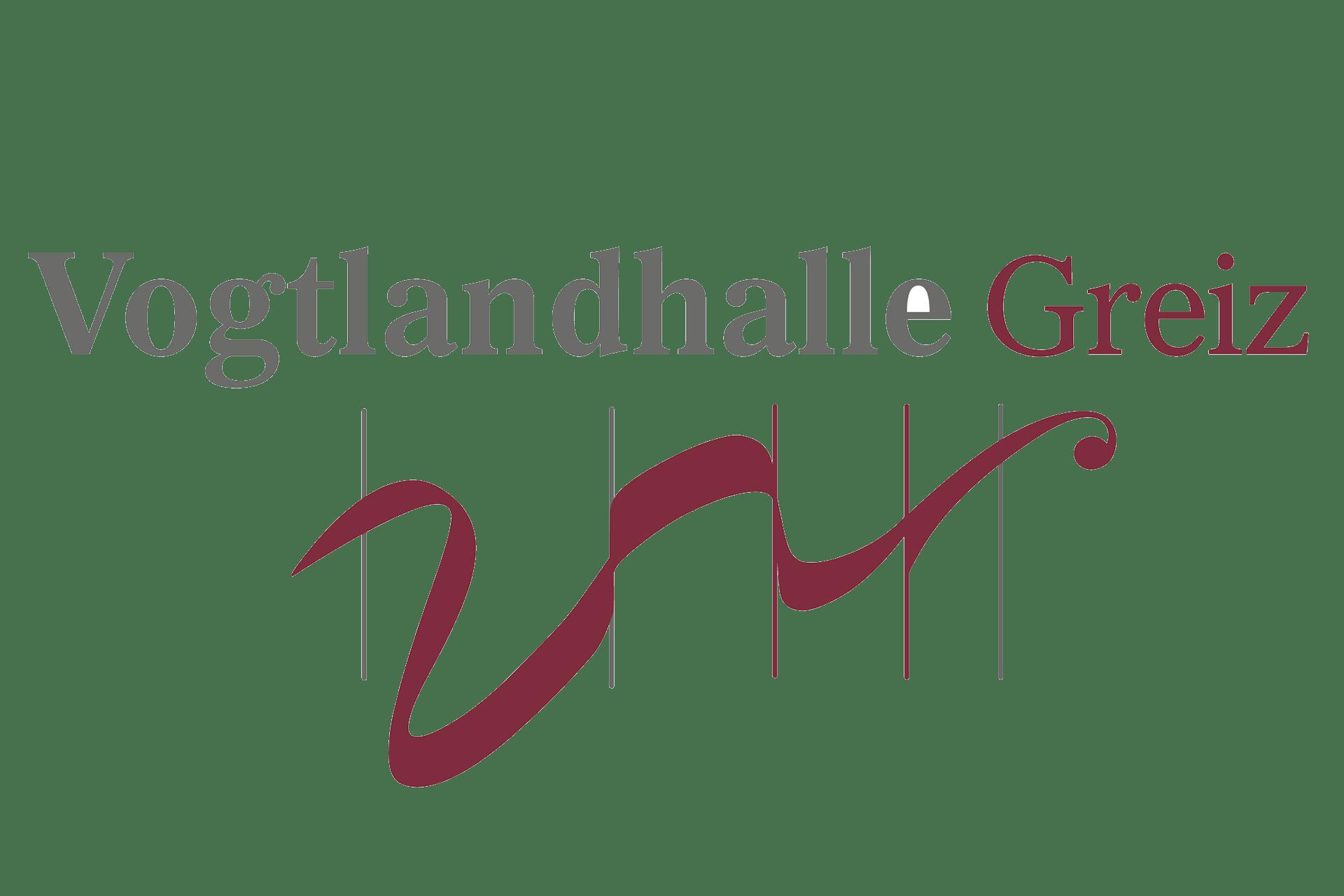 Logo Vogtlandhalle