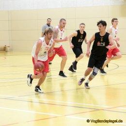 Basketball Landesliga Ost: SV Bullets gegen TSV 1887 Germania Hermsdorf