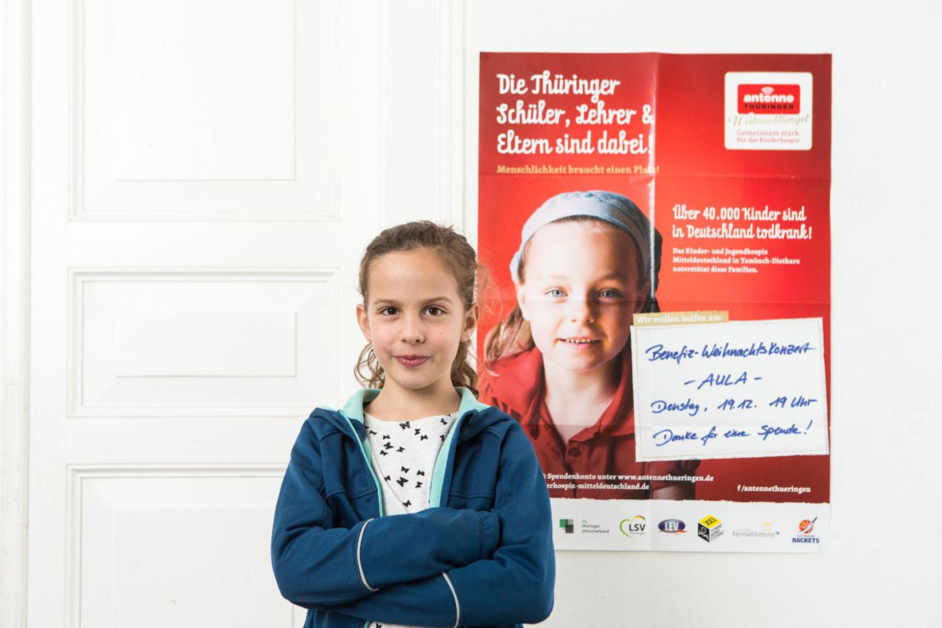 Kinderhospiz Mitteldeutschland: Benefizaktionen in der Vorweihnachtszeit