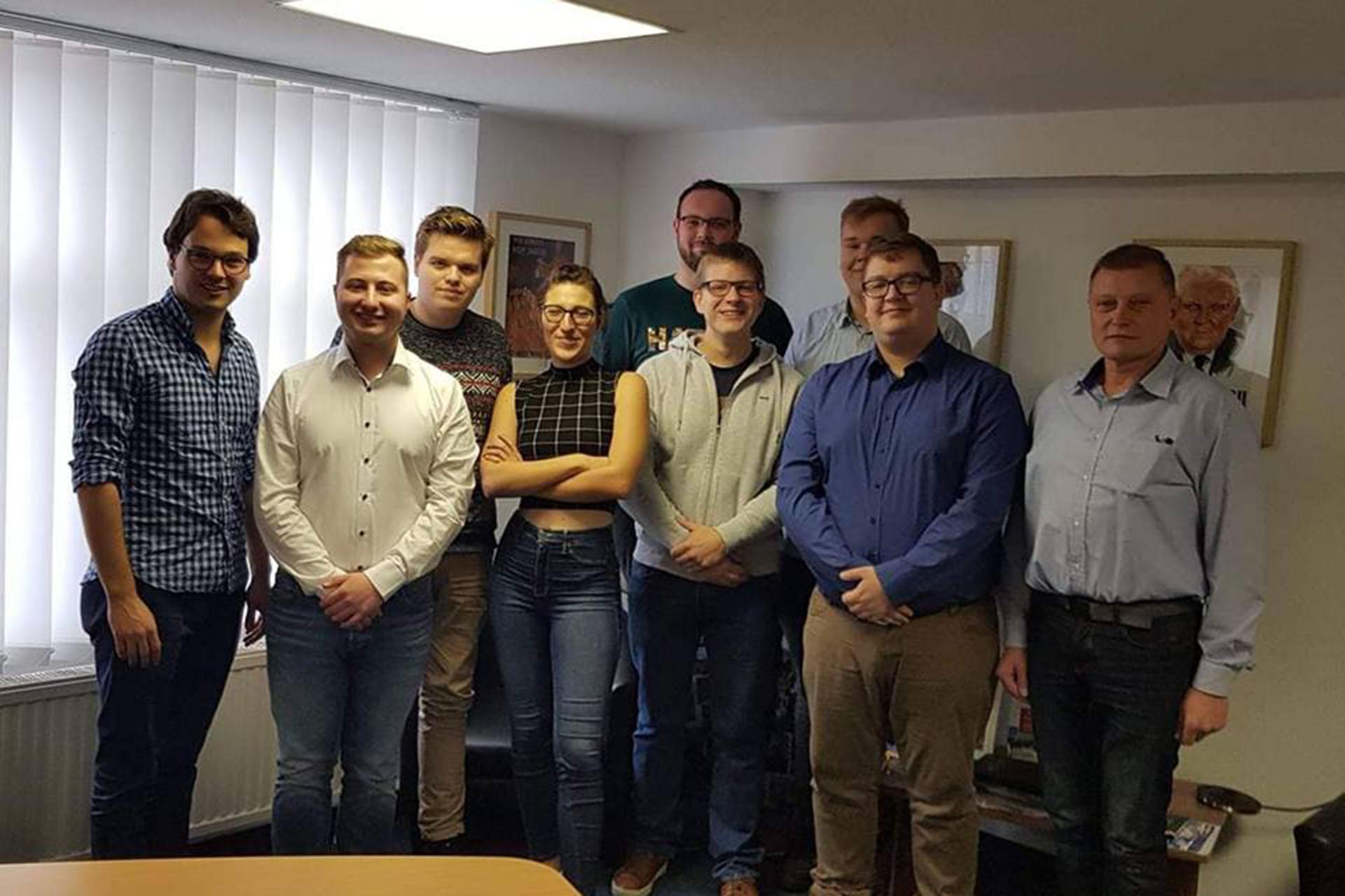 Kreisverband der Jungen Union Greiz: Neuer Vorstand gewählt