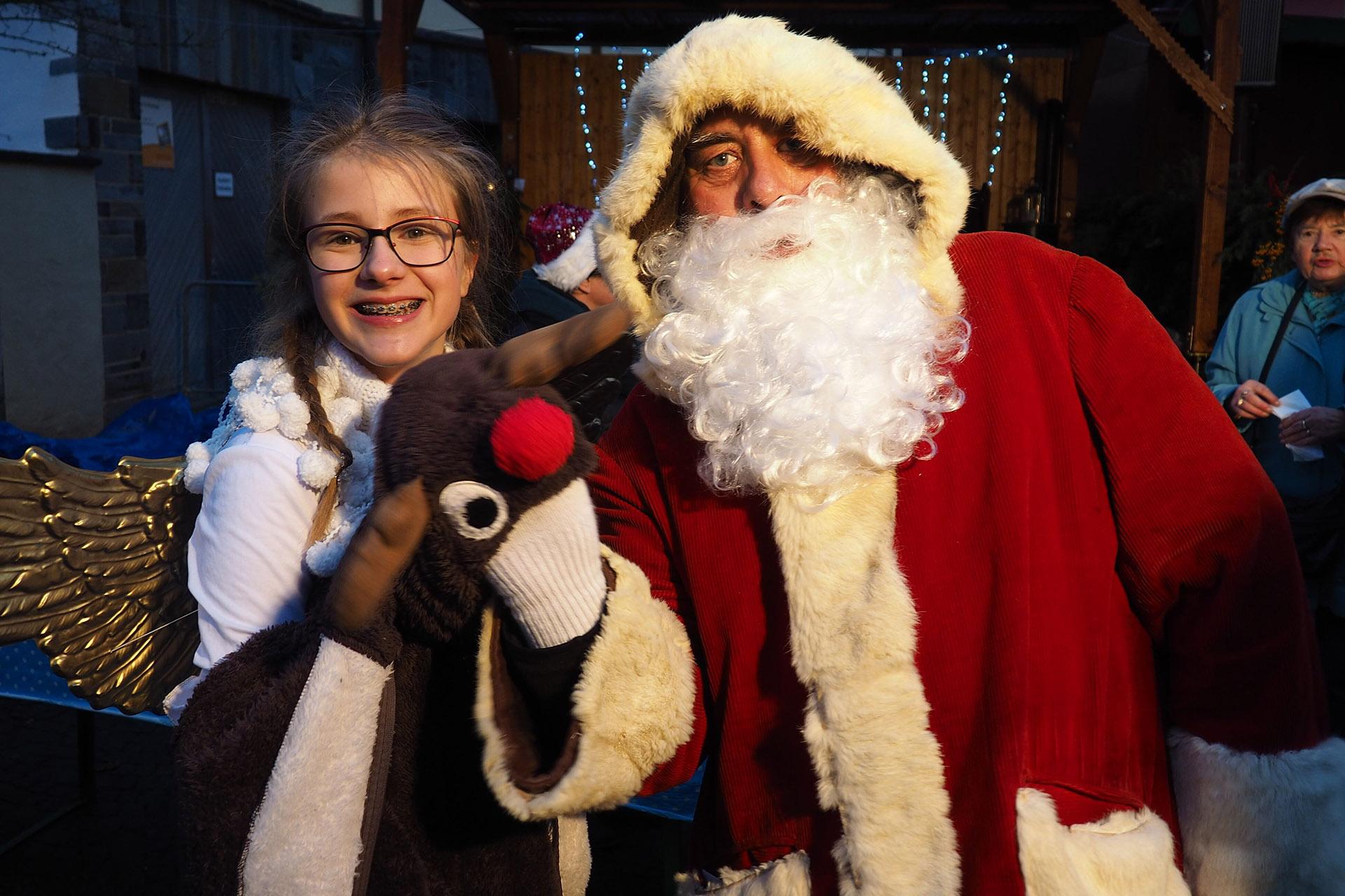 Interview mit dem Greizer Weihnachtsmann