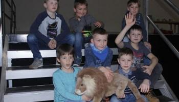 Erfolgreiche Lessing-Löwen bei Schulschachmeisterschaft in Erfurt