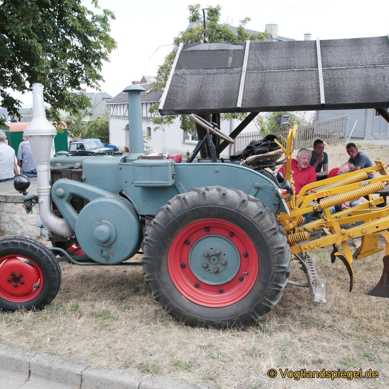 Viel Spaß und Unterhaltung gab es am Festwochenende in Pansdorf, als zum traditionellen Sommerfest eingeladen wurde.