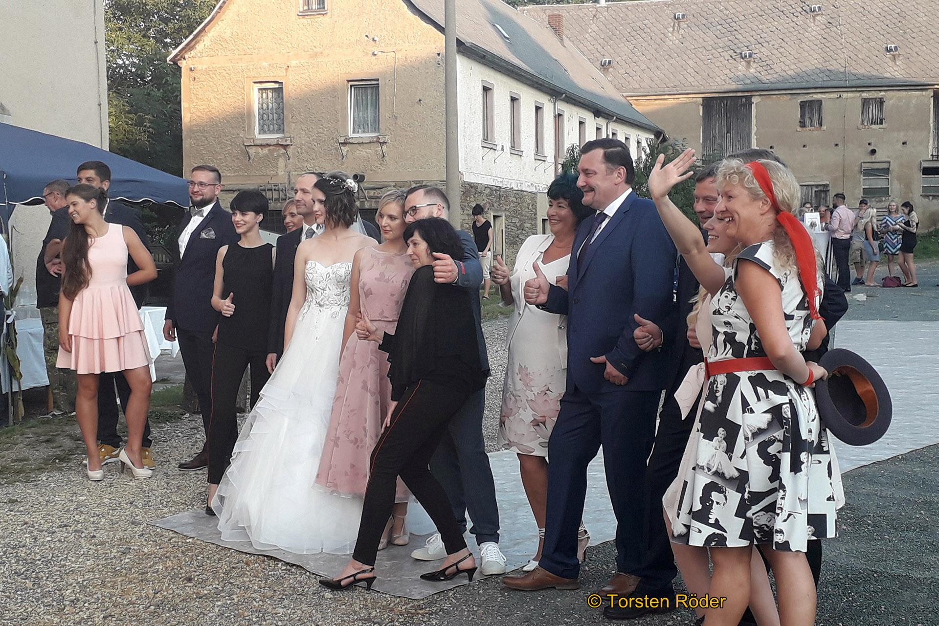 Messepremiere rund um Feste/Hochzeiten gut angenommen