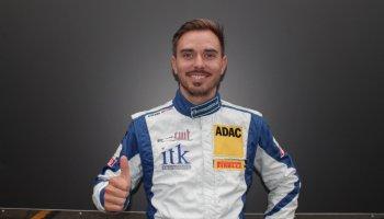 David Jahn startet für das Porsche-KÜS Team75 von Timo Bernhard beim ADAC GT Masters