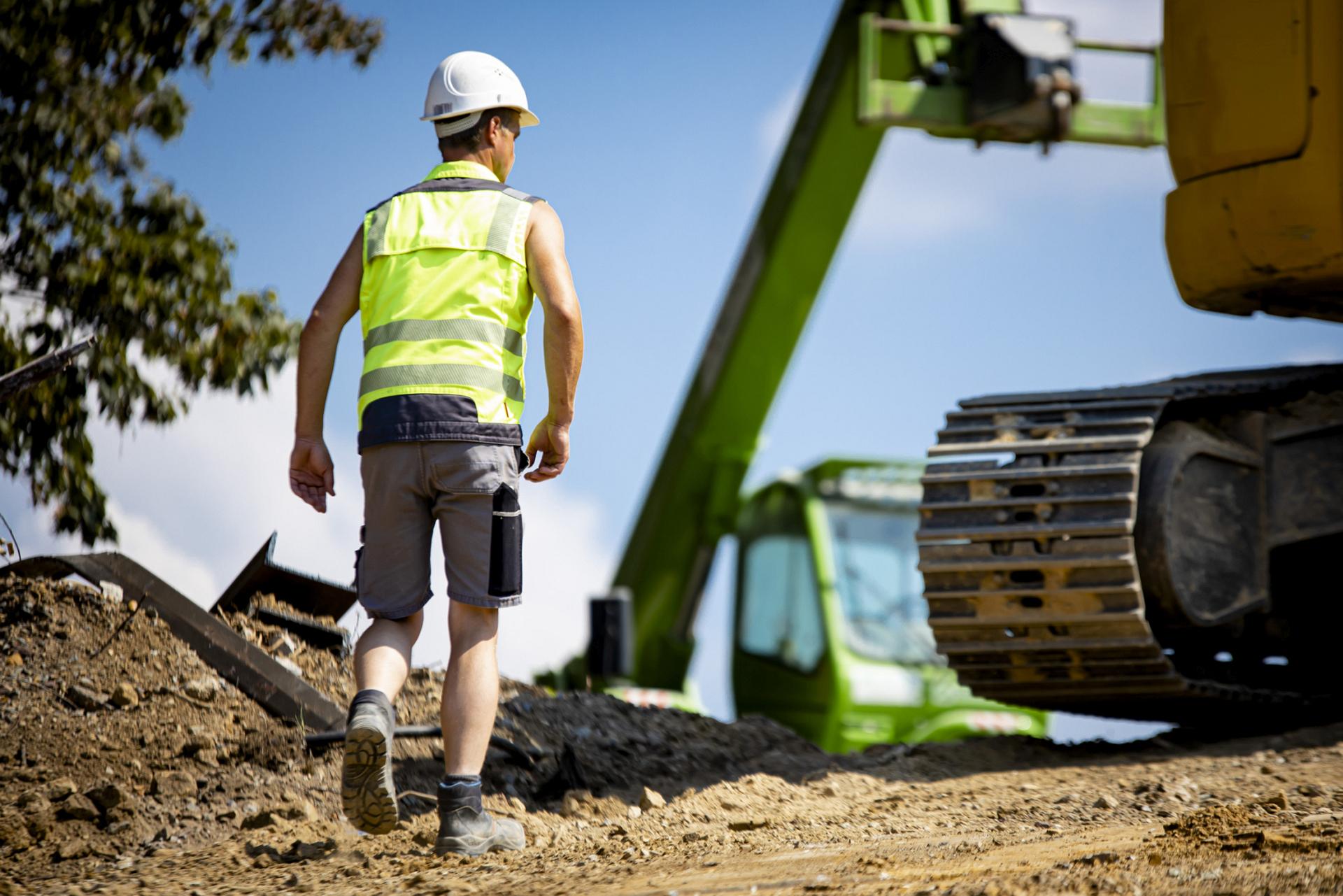 Fachkräftemangel wird zur Gefahr für Baubranche im Kreis Greiz
