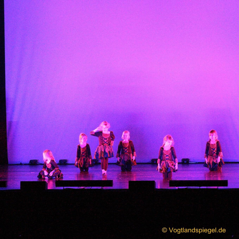Tanzsportgala in der Vogtlandhalle