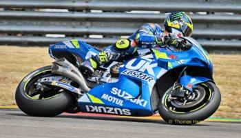 Suzuki-Pilot Joan Mir wird MotoGP-Weltmeister