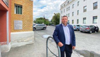 Volkmar Vogel: Auskunftsstelle für Opfer der Stasi in Geras Zentrum