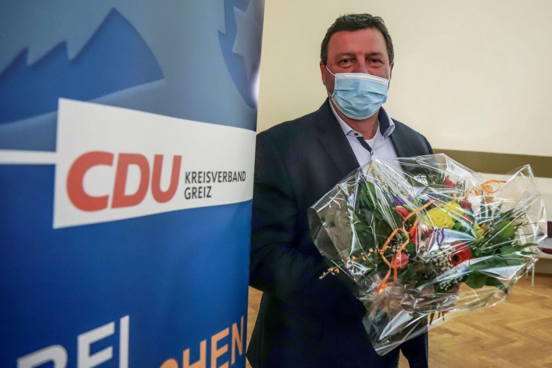 Volkmar Vogel als Direktkandidat nominiert