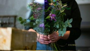 Geschäft mit Blumen und Pflanzen boomt: