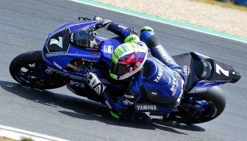 Marvin Fritz fährt beim Superbike-Debüt in die Top-Ten und holt WM-Punkte