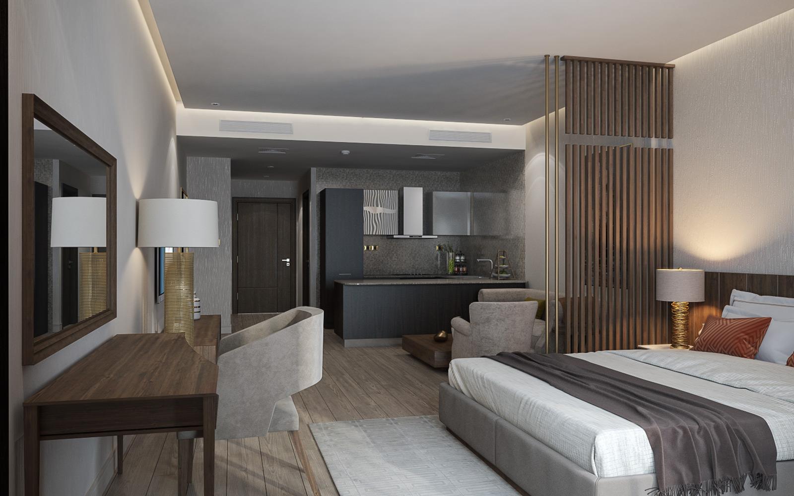 Vogue Design - Emirates Furnished Flats4