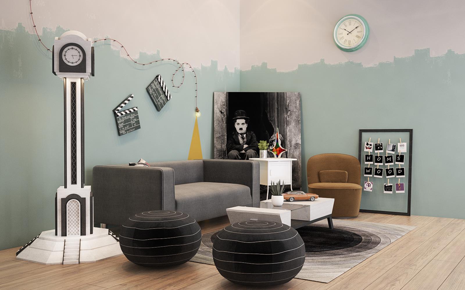 Vogue Design - Istanbul Homswood Studio1