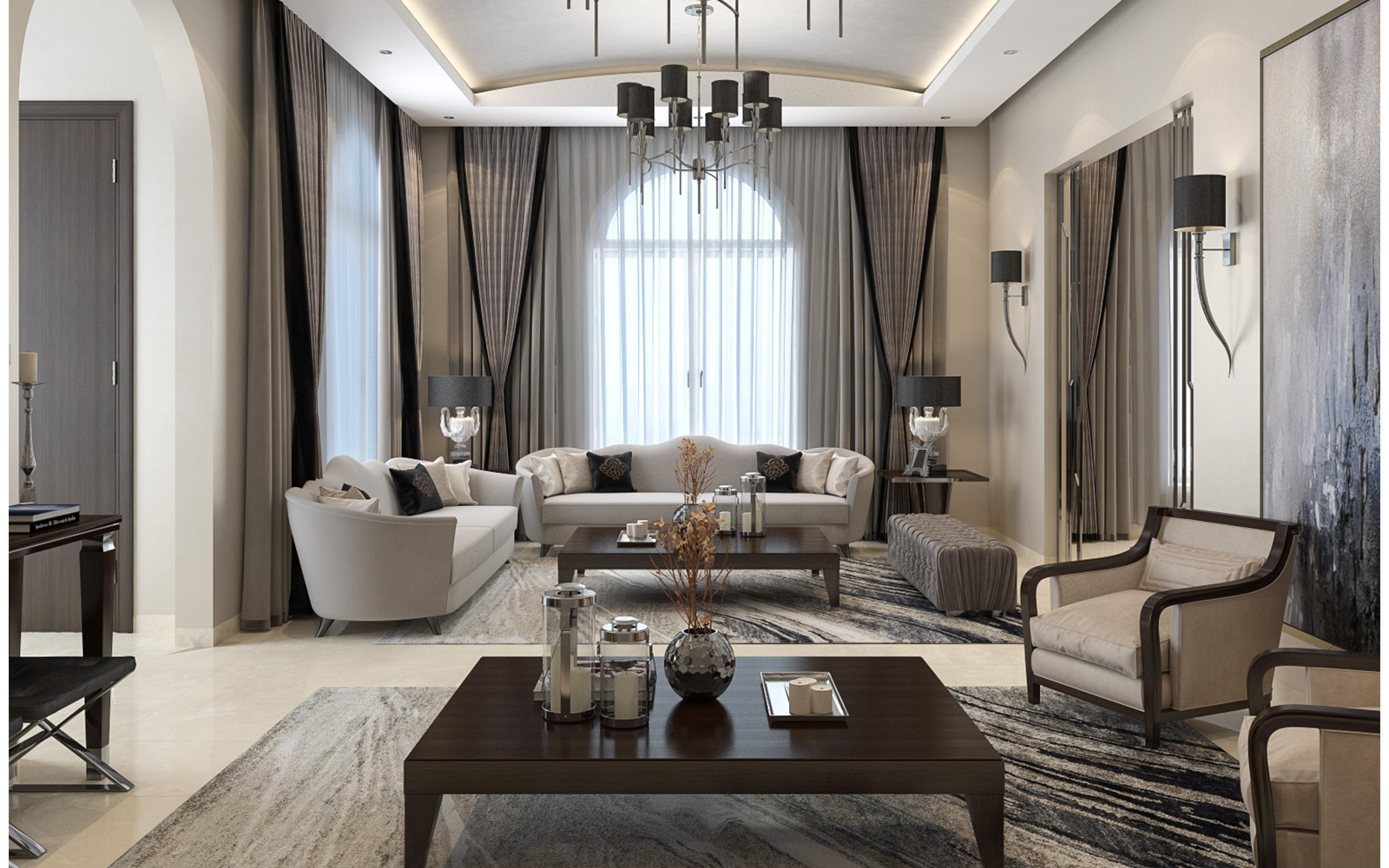 Vogue Design - Jeddah Villa6