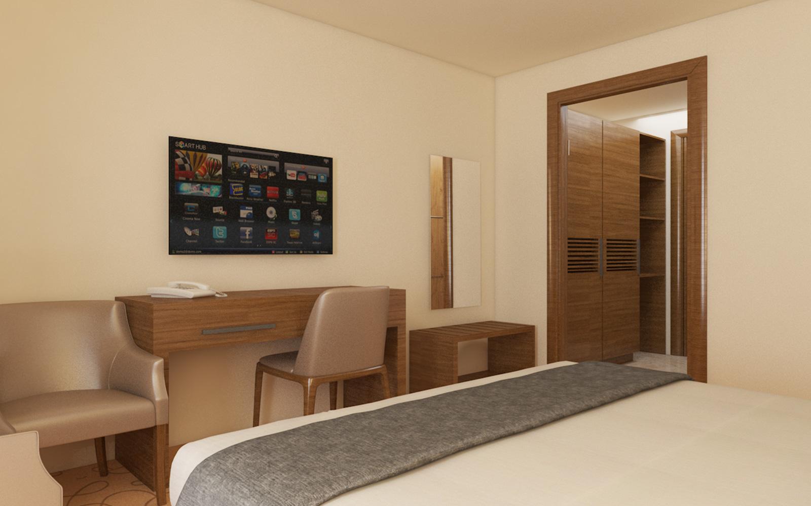 Vogue Design - Saudi Arabia Almansoury Hotel2