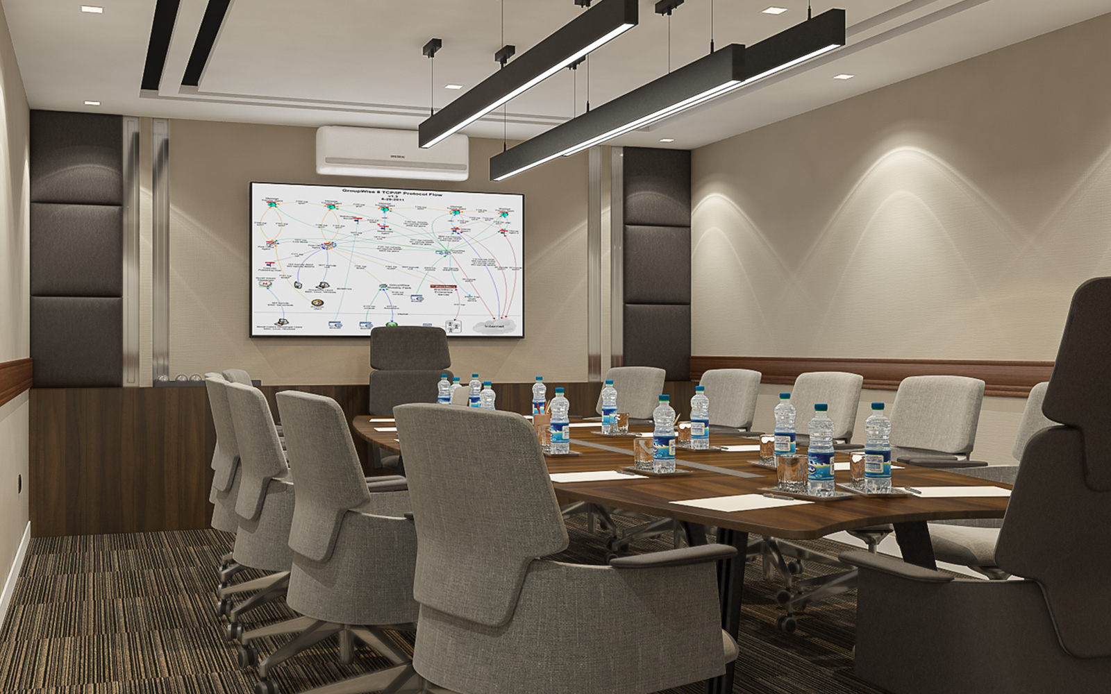 Vogue Design - UAE Al Omran Offices1