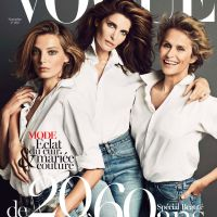 Stephanie Seymour Throughout the Years in Vogue