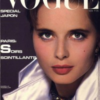 Isabella Rossellini Throughout the Years in Vogue