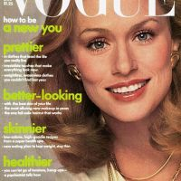 Lauren Hutton Throughout the Years in Vogue