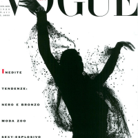 Michaela Bercu Throughout the Years in Vogue