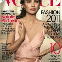 Natalie Portman Throughout the Years in Vogue