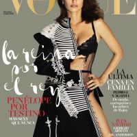 Penélope Cruz Throughout the Years in Vogue