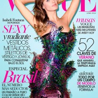 Isabeli Fontana Throughout the Years in Vogue