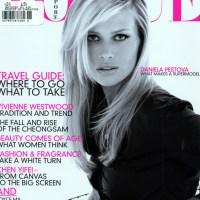 Daniela Pestova Throughout the Years in Vogue
