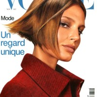 Bridget Hall Throughout the Years in Vogue