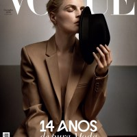 Guinevere Van Seenus Throughout the Years in Vogue