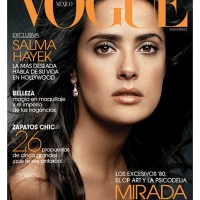 Salma Hayek Throughout the Years in Vogue