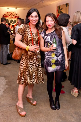 Rony Wolman and Angela Chang