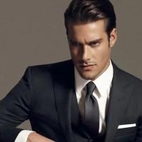 黒,スーツ,ネクタイ,色