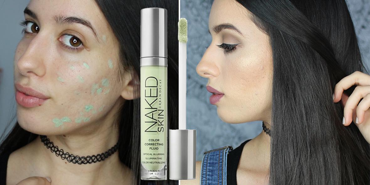 Cómo cubrir manchas ROJAS de acné