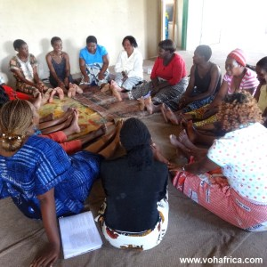 healing touch therapy voh malawi