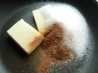 spiced caramel