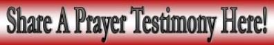 Prayer Testimony 2