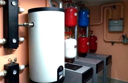 Оборудование для нагревания воды